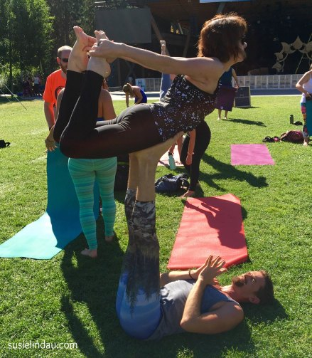flying high in acroyoga