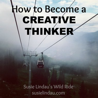 How think more creatively
