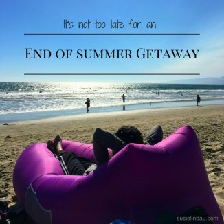 It's not too late for an end of summer getaway