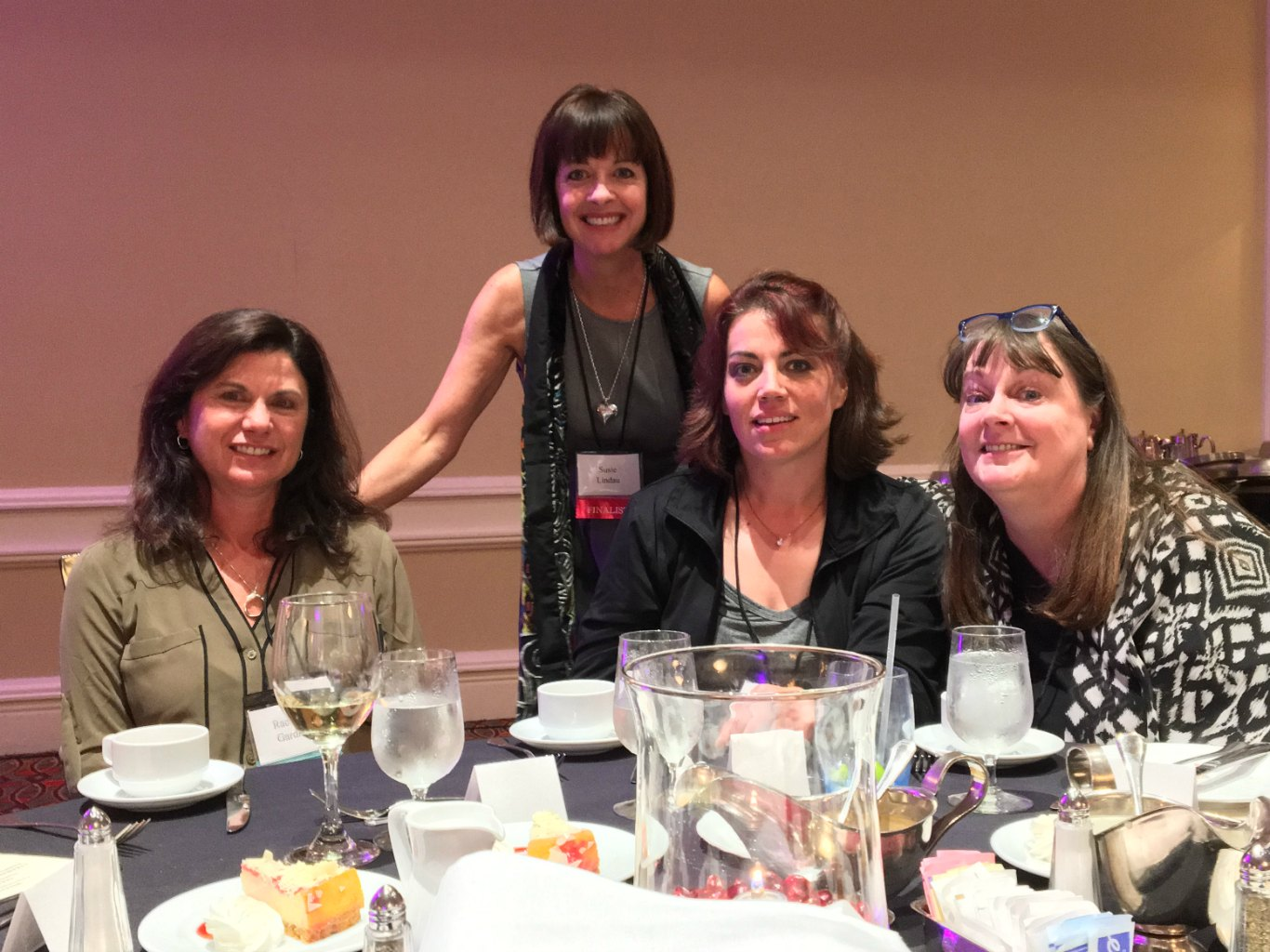 Friends at the RMFW conference 2016