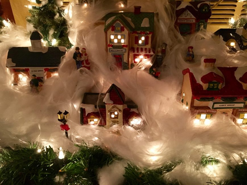 christmas-village-and-hellish-angel-hair