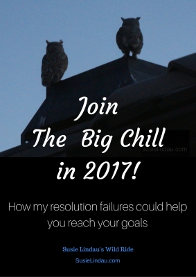 Resolution failures and why you should join the big chill in 2017