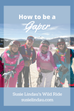 How to be a Gaper