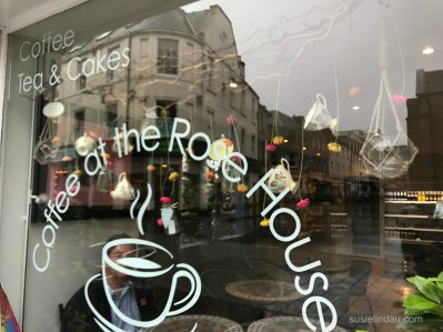 Coffee at the Rose House