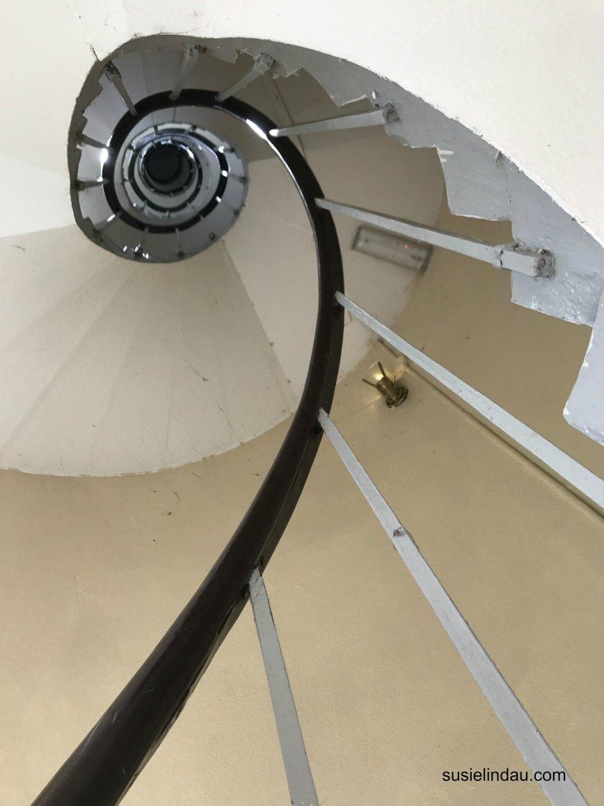 Stairway in Melville Castle