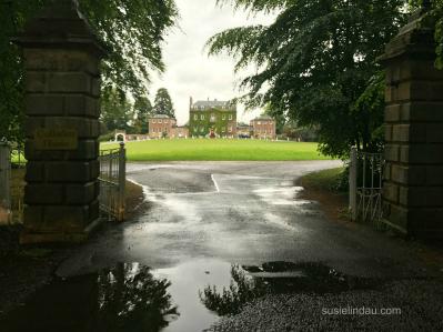 Culloden House Entrance