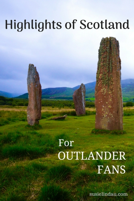 Highlights of Scotland for Outlander Fans, Standing stones on Arran Island, Travel Europe Destinations, things to see and do