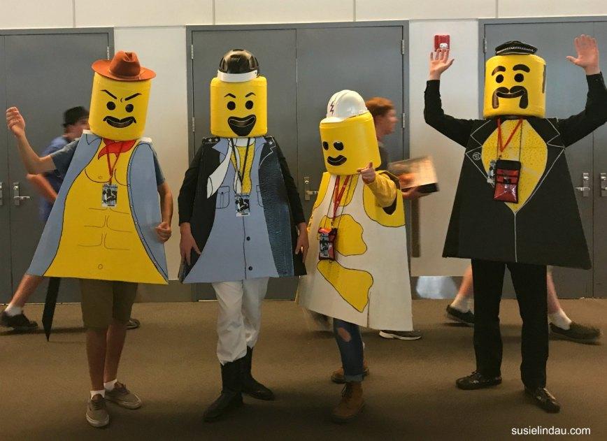 Legos Comic Con