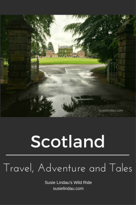 Scotland's Culloden House, Loch Ness and Arran Island