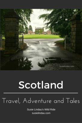 Scotland's Culloden House, Loch Ness and Arran Island