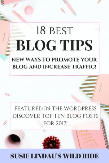 18 Best Blog Tips