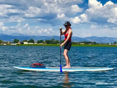 Form in Paddleboarding