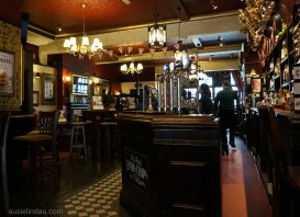 The Swan where Charles Dickens frequented.