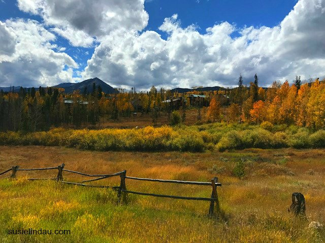 Autumn in colorful Colorado