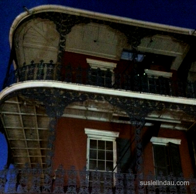 New Orleans unexplainable lights