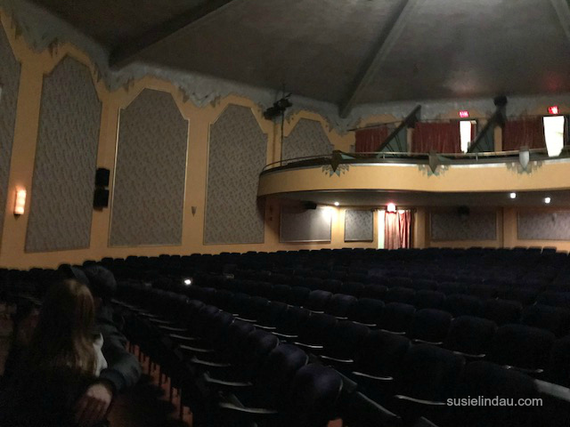 Spooky Theater Bar Harbor