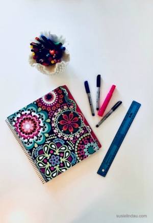 bullet point journaling tools