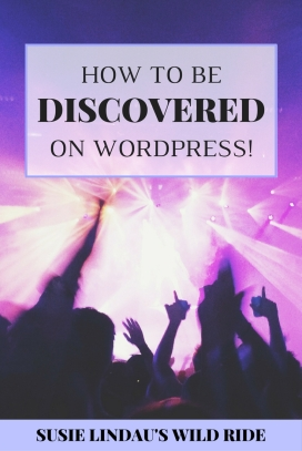 How to be Discovered on WordPress