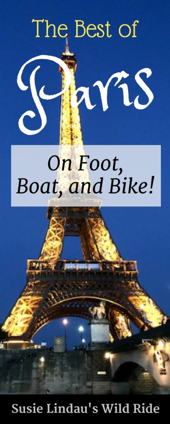Planning a trip? Check out these travel tips and take a boat or bike tour next time you're in the city of lights! Travel France, travel europe destinations, tips and advice #paris #biketours #boattours #france #traveltips