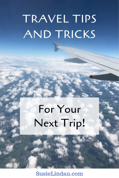 Click for Travel tips and tricks to make your next trip Easy and Enjoyable! How to pack and use social media for planning your list of things to do. Europe destinations, North America, United States