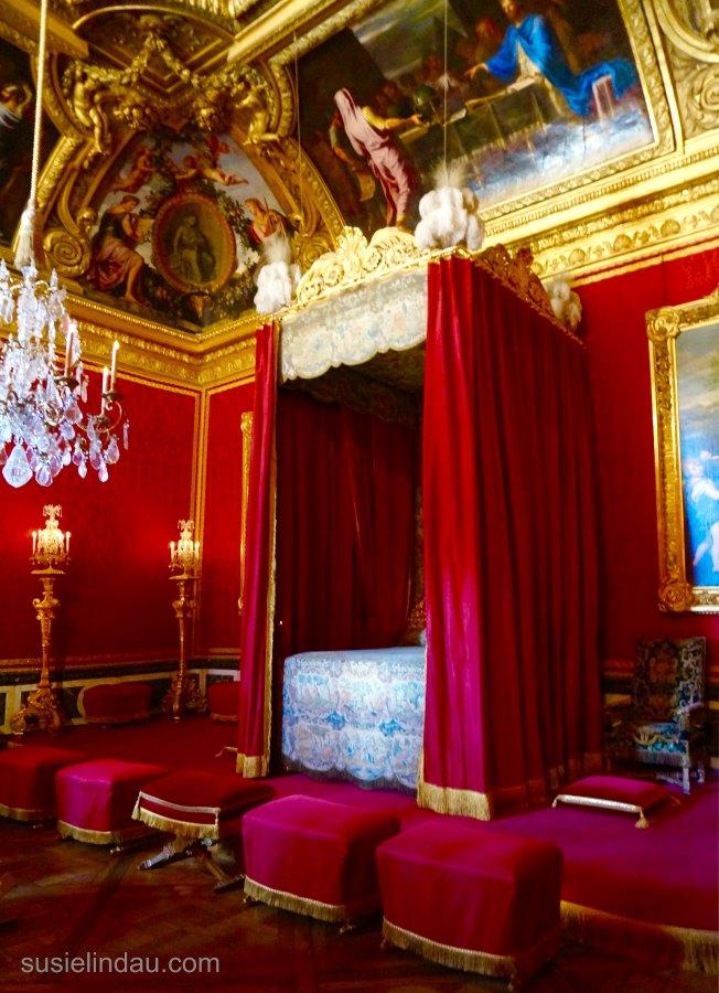 Queen's boudoir Versailles