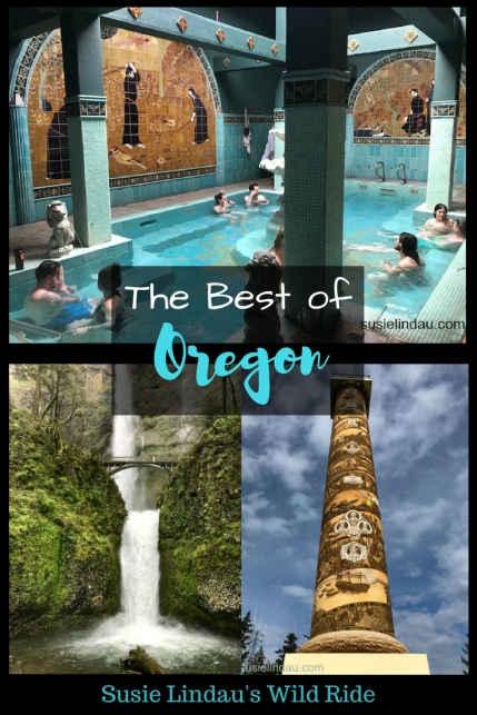 The BEST of Oregon! 10 reasons to add it to your bucket list. Hiking, Travel, travel North America, Travel tips, waterfalls, Astoria, Bend, Portland, McMenamins, beaches, Oregon coast #Travel #traveltips #travelnorthamerica #waterfalls #astoria #portland #bend #beaches #oregoncoast #hiking