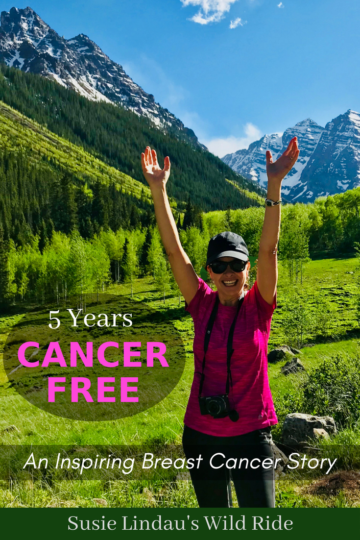 Five Years Cancer Free!