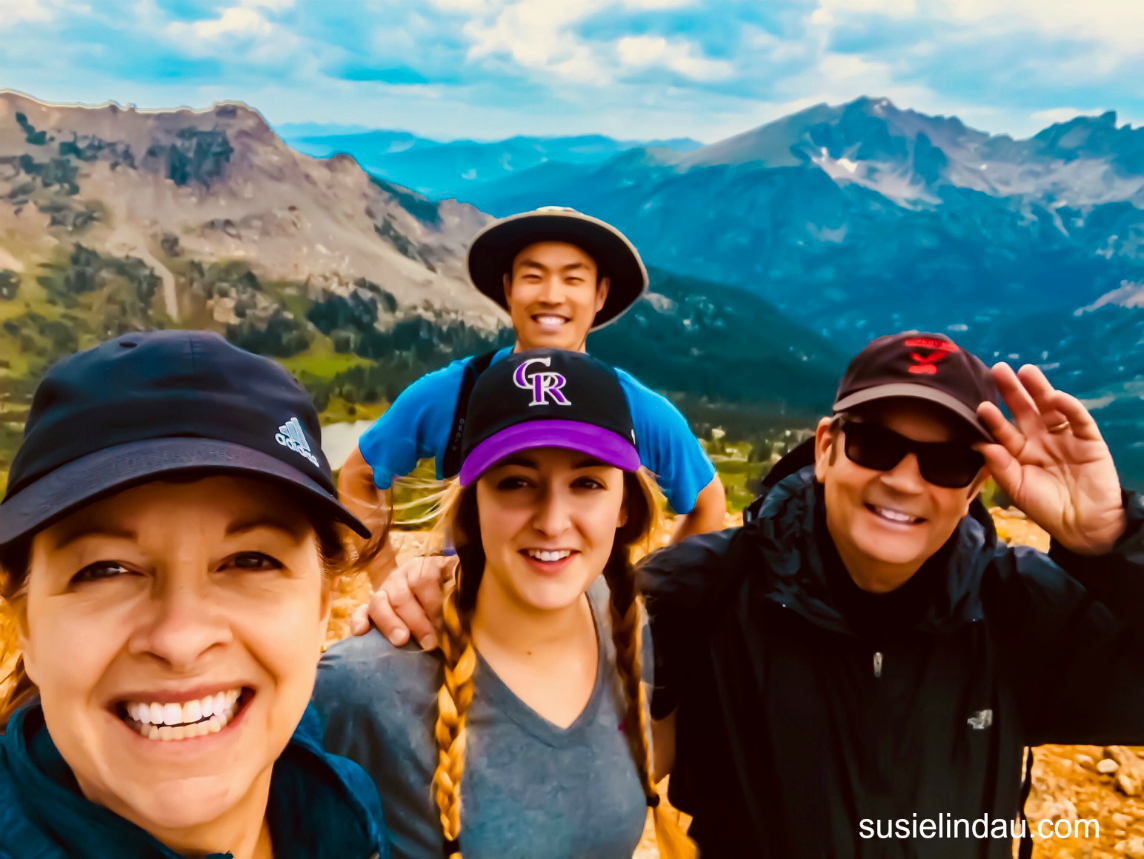 Another Colorado Backpacking Adventure