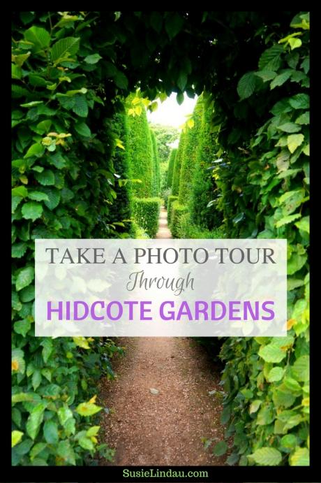 Take a Photo Tour Through Hidcote Gardens