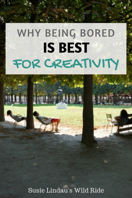 Why being bored is best for creativity. Find out why spacing out may be good for you! Wellness and Self Care, Positivity and inspiration, Creativity, Books, Writing and blogging tips #selfcare #creativity #inspiration #writingtips #bloggingtips