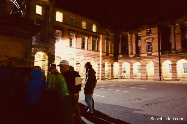 Ghost tour of the Vaults under Edinburgh. Click for photos of this amazing adventure! Edinburgh, Scotland, Travel Europe Destinations, Travel Scotland, Travel tips, Outdoor adventures, Ghost tours #Edinburgh #Scotland #Travelscotland #traveltips #ghosttours