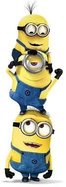 All I want for Christmas is Millions of Minions! Funny blog post for the holidays #minions #holidaycheer #Chirstmasfun