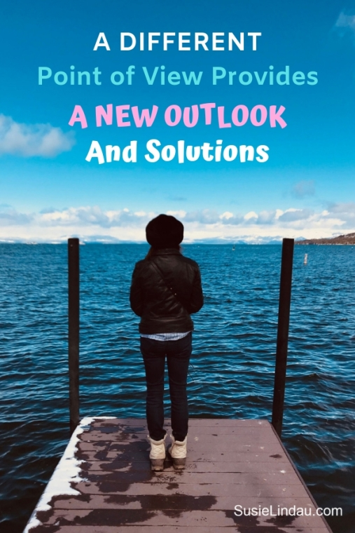 A different point of view provides a new outlook and solutions. Click for inspiration and how the word change can change everything! Positivity, Life lessons, personal growth, life your best life