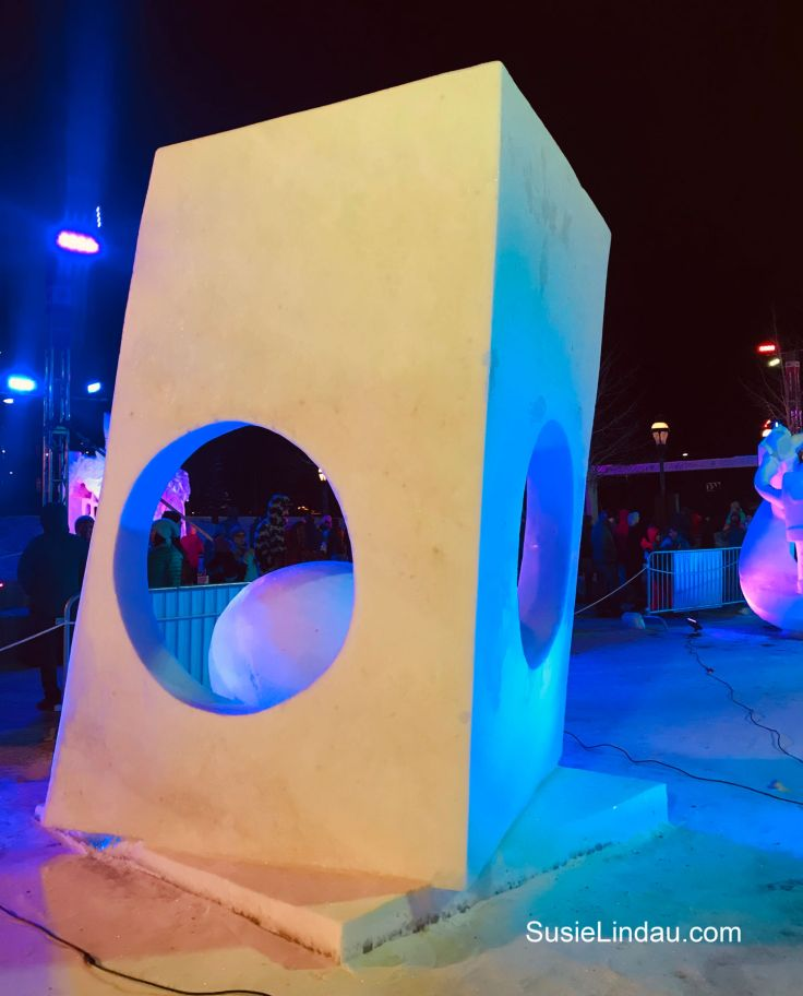 Team Germany won bronze for this entry. Click for photos of 15 other snow sculptures in Breckenridge! Eye Candy, Travel Colorado#Colorado #snowsculptures #art #Breckenridge #travel