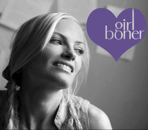 August McLaughlin - Girl Boner logo