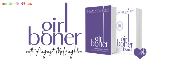 Girl Boner books by August McLaughlin