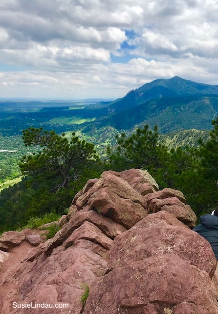 Top of Mount Sanitas