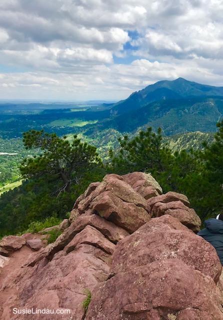 Top of Mount Sanitas