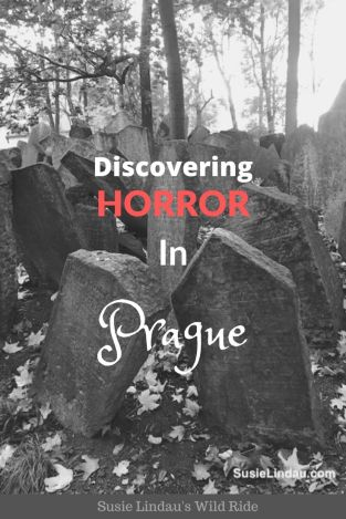 Discovering Horror in Prague