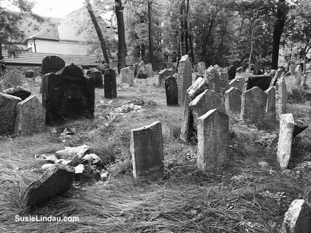 Oldest Jewish Cemetery in Europe