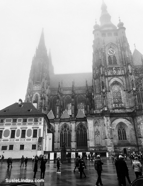 St. Vitrus in Prague