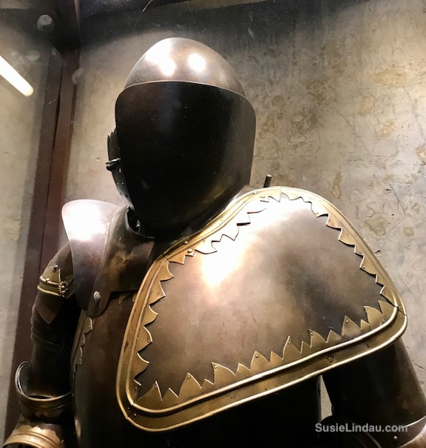 Suit of Armor in Prague Castle