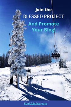 Join the Blessed Project and Promote Your Blog!
