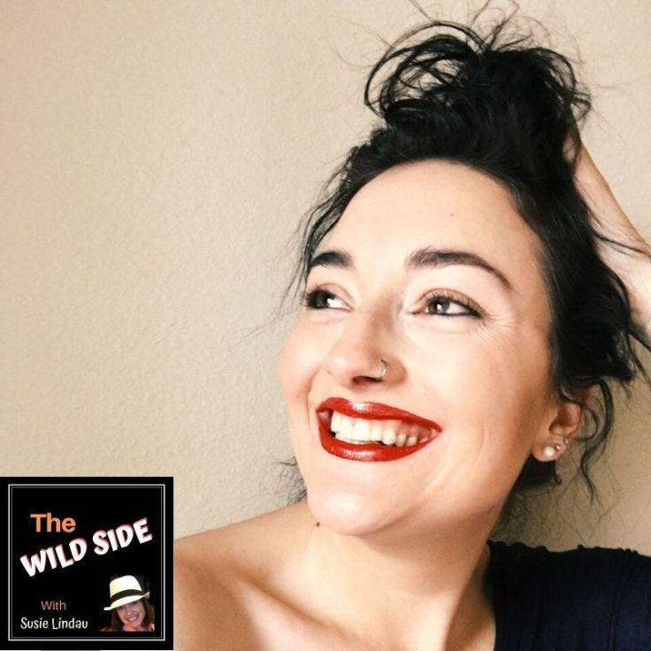 Meg Delagrange on the Wild Side Podcast