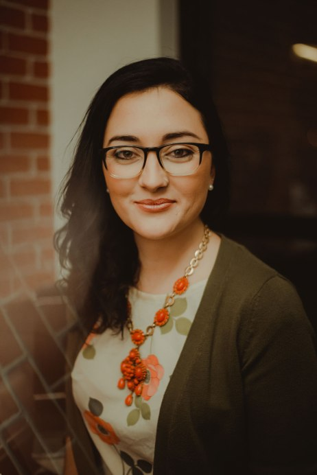 Meg Delagrange professional headshot