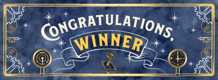 Congratulations NaNoWriMo Winner!