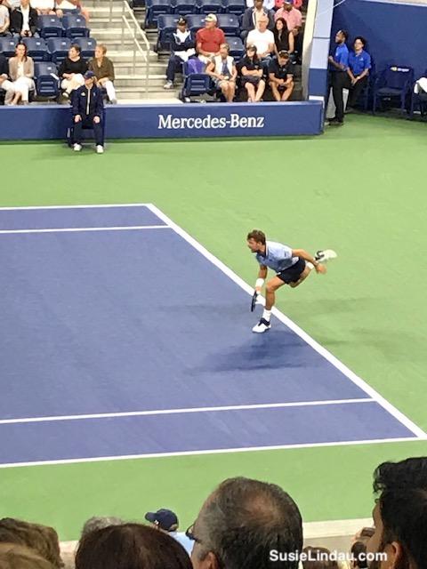 US Open Stan Wawrinka