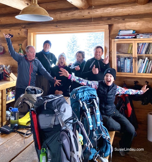 Lindau gang in Francie's Cabin