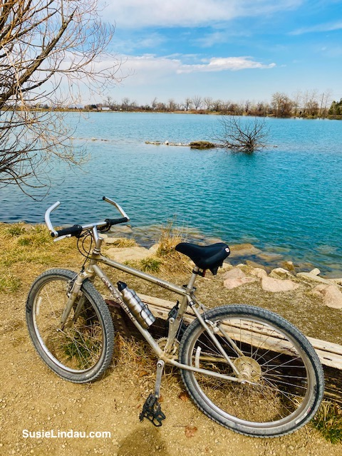 A Bike Ride to Coot Lake