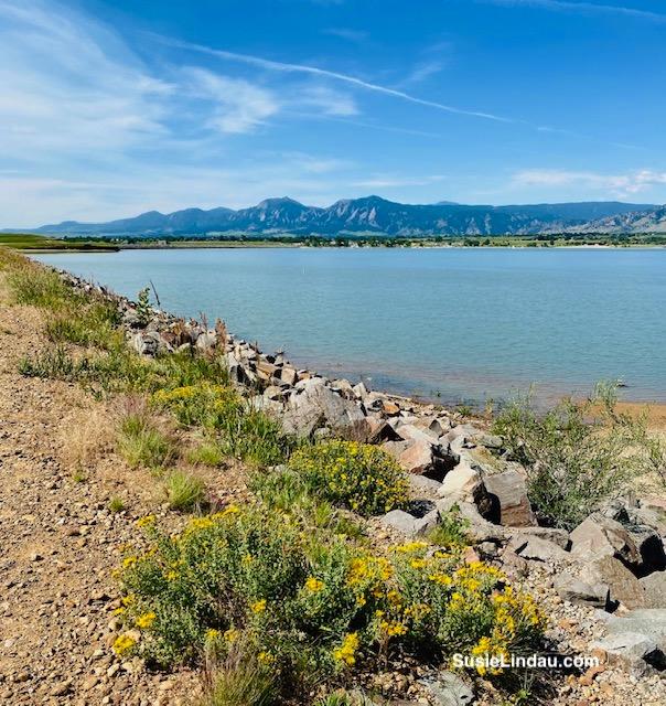 Boulder Reservoir Trail